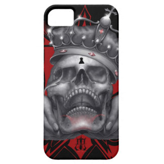 King Skull iPhone SE/5/5s Case