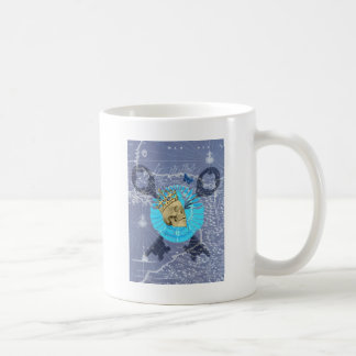 King Skull Coffee Mug