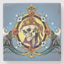 pirate, gothic, skull, skulls, skeleton, skeletons, crown, doves, military, al rio, hearts, king, city, urban, [[missing key: type_giftstone_coaste]] com design gráfico personalizado