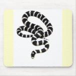 King Snake from Junglewalk.com Mouse Mats