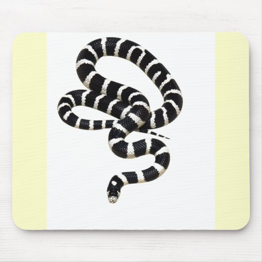 King Snake from Junglewalk.com Mouse Pad