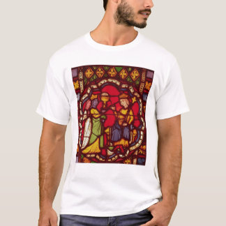 King Solomon and the Queen of Sheba, c.1270 T-Shirt