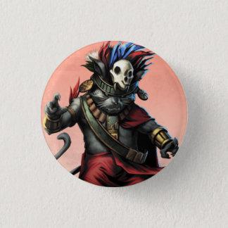 King Sourpuss Button