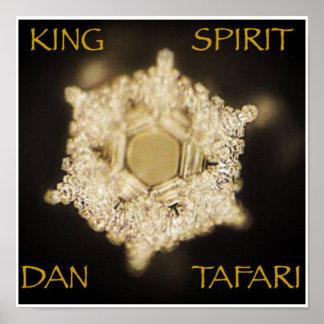 King Spirit Poster