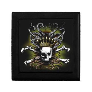 King Squid Skull Gift Box
