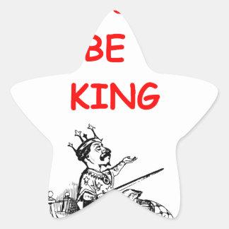 king star sticker