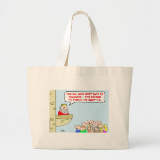 king sublet country relocate tote bags