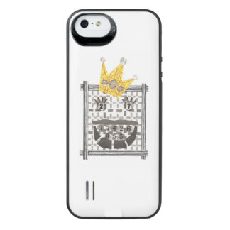 King Sudoku Battery Pack iPhone SE/5/5s Battery Case
