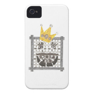 King Sudoku I-Phone 4 Case