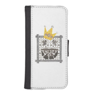 King Sudoku I-Phone 5/5s Wallet Case