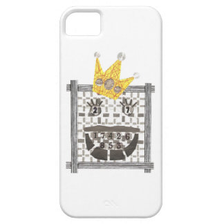 King Sudoku I-Phone 5/S5 Case