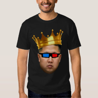 King Swag in 3D T-Shirt