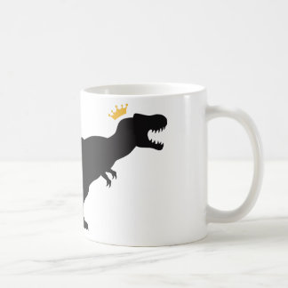 King T-Rex Coffee Mug