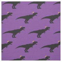 King T-Rex Fabric