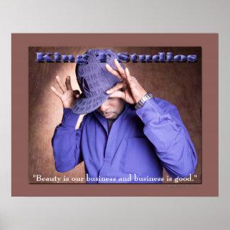 King T Studios 2008 TH Poster