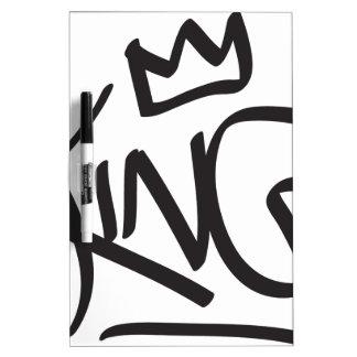 king tag crown Dry-Erase board