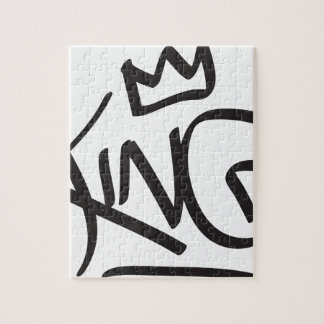 king tag crown jigsaw puzzle