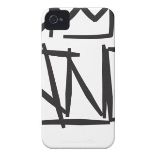 king tag iPhone 4 Case-Mate case
