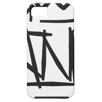 king tag iPhone SE/5/5s case