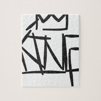 king tag jigsaw puzzle