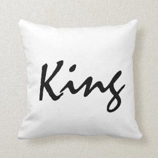 King Throw Decorative Bedroom Pillow