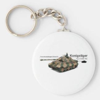 King Tiger Keychain