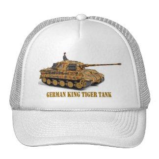 KING TIGER TRUCKER HAT
