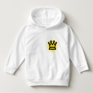 King Toddler Pullover Hoodie
