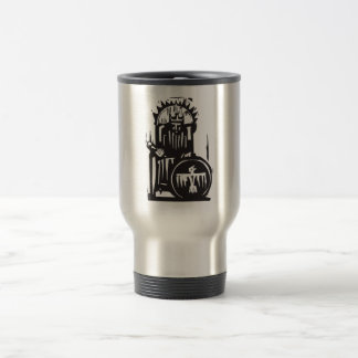 King Travel Mug