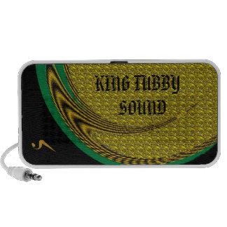 King Tubby Sound Doodle Speaker