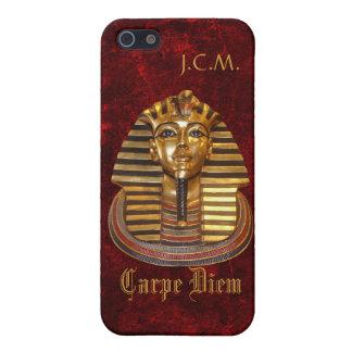 King Tut Carpe Diem iPhone case