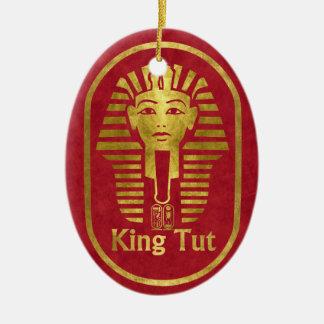 King Tut Christmas Ornament