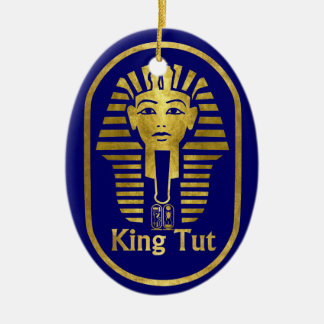 King Tut Christmas Tree Ornaments