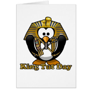 King Tut Day Cards