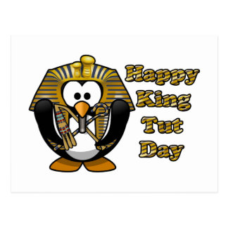 King Tut Day Postcards