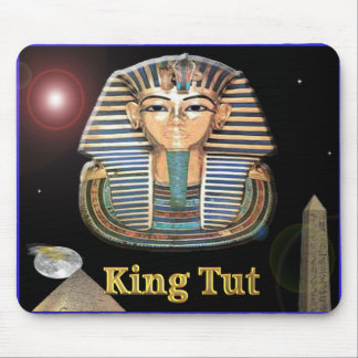 King tut digital art mousepad