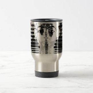king tut egypt travel mug