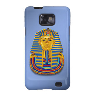 King Tut Mask Samsung Galaxy S2 Covers