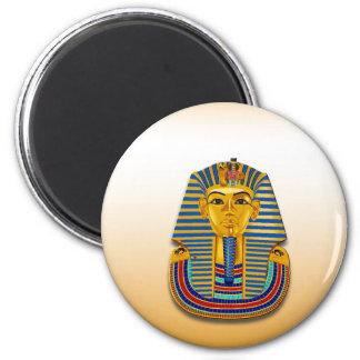 King Tut Mask Refrigerator Magnet