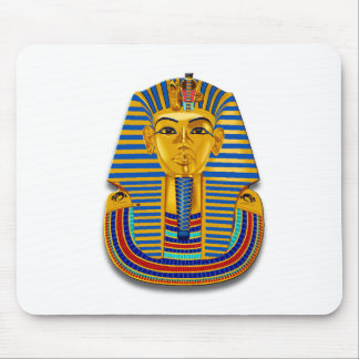 King Tut Mask Mouse Pad