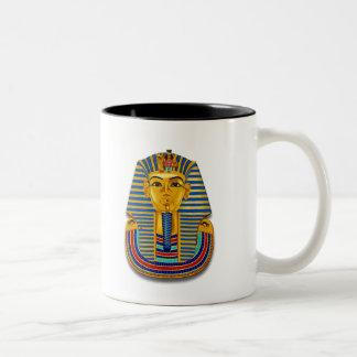 King Tut Mask Mugs