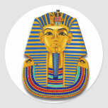 King Tut Mask Stickers