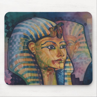 King Tut Mouse Pad