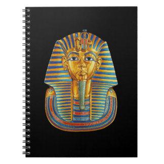 King Tut Notebook