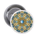 King Tut Pinback Button