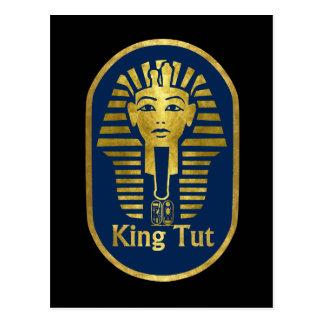 King Tut Postcard