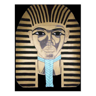 KING TUT POSTCARD 2