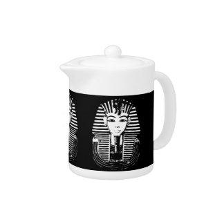 King Tut Teapot