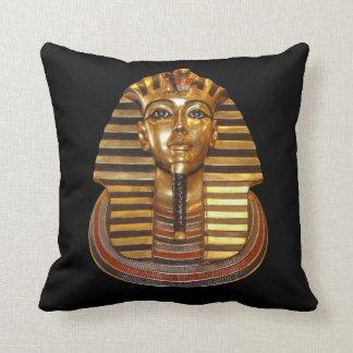 King Tut throw pillow