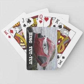 King TUT-TUT Card Deck